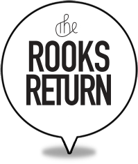 the Rooks Return map marker
